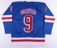 Adam Graves Signed Jersey (Beckett COA) at PristineAuction.com