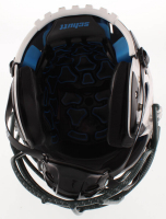 Brian Dawkins Signed Philadelphia Eagles Full-Size Authentic On-Field Hydro-Dipped F7 Helmet (JSA COA) at PristineAuction.com