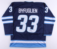 Dustin Byfuglien Signed Jersey (Beckett COA) at PristineAuction.com