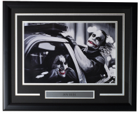"Joaquin Phoenix & Heath Ledger LE ""Joy Ride"" 19x23 Custom Framed Print Display at PristineAuction.com"