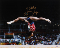 Gabby Douglas Signed 16x20 Photo (PSA COA) at PristineAuction.com