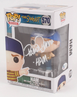 "Patrick Renna Signed ""The Sandlot"" Ham #570 Funko Pop! Vinyl Figure Inscribed ""Ham"" (Beckett COA) at PristineAuction.com"