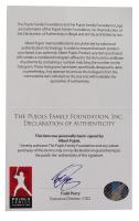 Albert Pujols Signed LE OML 500 Home Runs Logo Baseball (Pujols COA) at PristineAuction.com