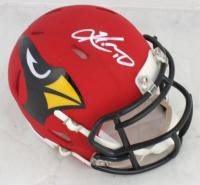 Kyler Murray Signed Arizona Cardinals AMP Alternate Speed Mini Helmet (Beckett COA) at PristineAuction.com