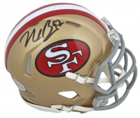 Nick Bosa Signed San Francisco 49ers Speed Mini Helmet (Beckett COA) at PristineAuction.com