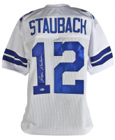 Roger Staubach Signed Jersey (Beckett COA) at PristineAuction.com