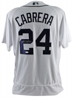 Miguel Cabrera Signed Detroit Tigers Jersey (JSA COA) at PristineAuction.com