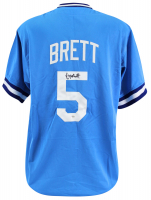 George Brett Signed Jersey (Beckett COA) at PristineAuction.com