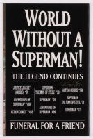 "Brett Breeding & Mike Carlin Signed 1993 ""Superman"" Issue #75 DC Comic Book (JSA COA) at PristineAuction.com"