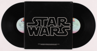 "Vintage 1977 ""Star Wars"" Vinyl LP Soundtrack Record Album at PristineAuction.com"