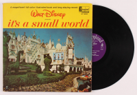 "Disneyland 1964 ""It's a Small World"" Vinyl LP Record Album at PristineAuction.com"