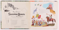 "Vintage 1958 Walt Disney ""Sleeping Beauty"" Vinyl LP Record Album at PristineAuction.com"
