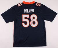 Von Miller Signed Denver Broncos Jersey (JSA COA) at PristineAuction.com