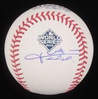 Juan Soto Signed 2019 World Series Baseball (MLB Hologram) at PristineAuction.com