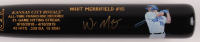 Whit Merrifield Signed LE Kansas City Royals 31-Game Hitting Streak Baseball Bat (JSA COA) at PristineAuction.com