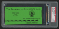Bill Clinton 1993 The Presidential Inaugural Ball Ticket Stub (PSA Authentic) at PristineAuction.com