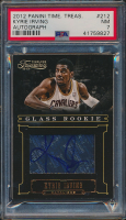 2012-13 Timeless Treasures #212 Kyrie Irving RC (PSA 7) at PristineAuction.com