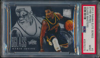 2012-13 Elite Series Elite Glass #2 Kyrie Irving (PSA 9) at PristineAuction.com