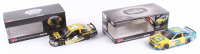 Lot of (2) Ryan Newman LE 1:24 Scale Die Cast Cars with Signed #6 Perfomrance Plus Motor Oil 2019 Mustang (JSA COA) & #31 Caterpillar Darlington 2017 Monte Carlo SS at PristineAuction.com