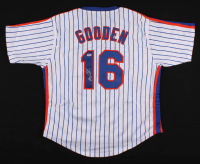 "Dwight ""Doc"" Gooden Signed Jersey (PSA COA) at PristineAuction.com"