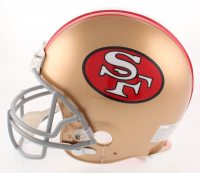 Joe Montana Signed San Francisco 49ers Full-Size Authentic On-Field Helmet (JSA Hologram) at PristineAuction.com