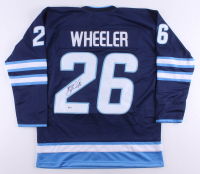 Blake Wheeler Signed Jersey (Beckett COA) at PristineAuction.com