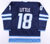 Bryan Little Signed Jersey (Beckett COA) at PristineAuction.com