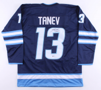 Brandon Tanev Signed Jersey (Beckett COA) at PristineAuction.com