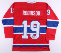 Larry Robinson Signed Jersey (Beckett COA) at PristineAuction.com