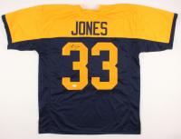 Aaron Jones Signed Jersey (JSA COA) at PristineAuction.com