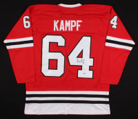 David Kampf Signed Jersey (Beckett COA) at PristineAuction.com