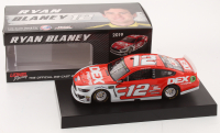Ryan Blaney Signed NASCAR #12 DEX Imaging 2019 Mustang - 1:24 Premium Action Diecast Car (PA COA) at PristineAuction.com
