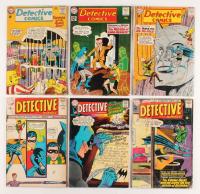 "Lot of (6) ""Batman"" Detective Comics Comic Books at PristineAuction.com"