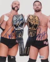 Dash Wilder & Scott Dawson Signed WWE 8x10 Photo (Beckett COA) at PristineAuction.com