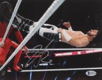 Mustafa Ali Signed WWE 8x10 Photo (Beckett COA) at PristineAuction.com