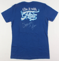"Charlotte Flair Signed WWE ""Do It With Flair"" T-Shirt (Pro Player Hologram) at PristineAuction.com"
