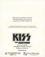 Paul Stanley Signed 8x10 Photo (JSA COA) at PristineAuction.com