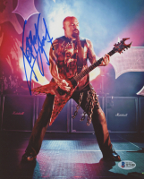 Kerry King Signed Slayer 8x10 Photo (Beckett COA) at PristineAuction.com