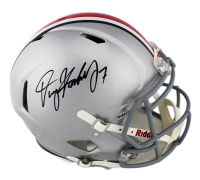 Dwayne Haskins Signed Ohio State Buckeyes Full-Size Authentic On-Field Speed Helmet (Radtke COA) at PristineAuction.com