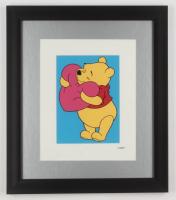 "Walt Disney's ""Winnie-the-Pooh"" 13x15 Custom Framed Hand-Painted Animation Cel Display at PristineAuction.com"