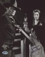 "Vera Miles Signed ""The Searchers"" 8x10 Photo (Beckett COA) at PristineAuction.com"