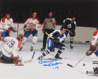 Dave Keon Signed Toronto Maple Leafs 8x10 Photo (Beckett COA) at PristineAuction.com