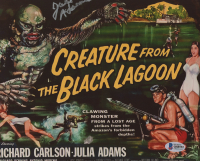 """Julie Adams Signed """"Creature from the Black Lagoon"""" 8x10 Photo (Beckett COA) at PristineAuction.com"""