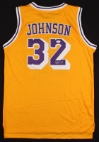 Magic Johnson Signed Los Angeles Lakers Jersey (JSA COA) at PristineAuction.com