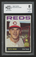 1964 Topps #125 Pete Rose (BCCG 8) at PristineAuction.com