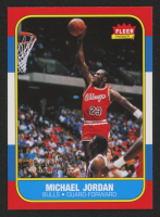 1996-97 Fleer Decade of Excellence #4 Michael Jordan at PristineAuction.com