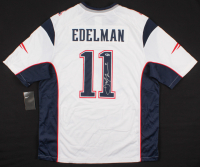 Julian Edelman Signed New England Patriots Jersey (Beckett COA) at PristineAuction.com