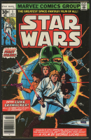 "1977 ""Star Wars"" Issue #1 Marvel Comic Book (Reprint) at PristineAuction.com"