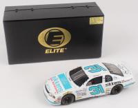 Dale Earnhardt Jr. LE #31 Sikkens White 1997 Monte Carlo Elite 1:24 Scale Die Cast Car at PristineAuction.com