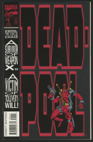 "1993 ""Deadpool"" Issue #1 Marvel Comic Book at PristineAuction.com"